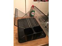 Big plate rack / dish strainer from Lakeland LTD