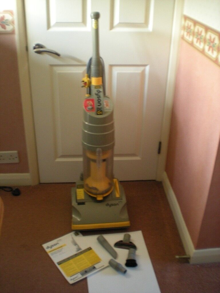 Dyson Dc01 Vacuum Cleaner With Tools Instructions For Spares Or