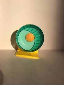 Silent mouse wheel with stand 12cm