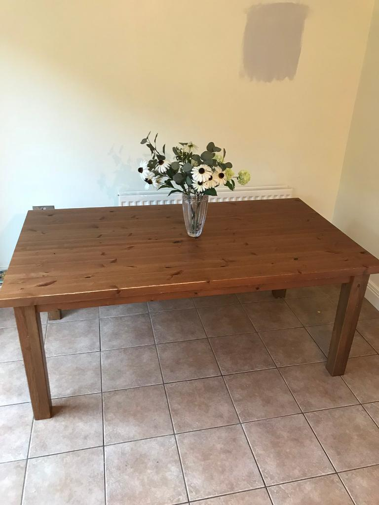 Large kitchen table | in Limavady, County Londonderry ...