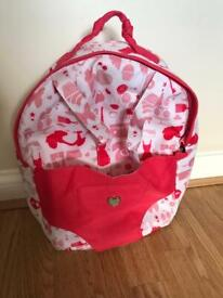 Our Generation Doll carry bag