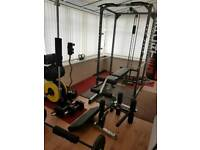 Bodymax cf375 power cage package