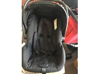 Push chairs and car seat. Free brand new car seat base