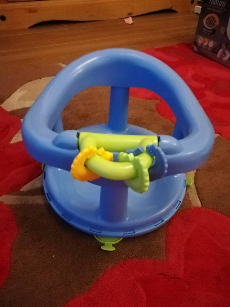 Safety 1st swivel baby bath seat | in Merthyr Tydfil | Gumtree