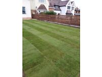 SLABBING - DECKING - ARTIFICIAL LAWNS - FENCING - FULL LANDSCAPING SERVICE & MORE.