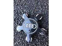 Audi a1 a3 a4 a5 a7 5 spoke 18inch alloy parts prt breaking audi spares tyre badge
