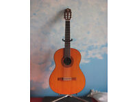 Rosetti full size 4/4 vintage classical guitar made in Japan