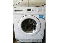 Integrated 6.5 kg washing machine exdisplay