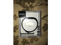 Sony swr10 fitness band (not Fitbit, garmin)