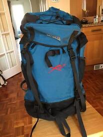 Regatta 65 litre rucksack