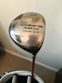 Cobra 440SZ Driver - Stiff Shaft