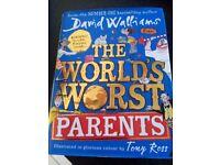 World's worst parents - David Walliams