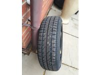 Brand new wheel and tyre 175 / 65 / 14 bridgestone
