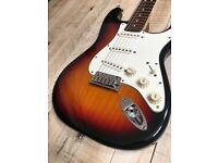 Fender Custom Shop Custom Classic Stratocaster