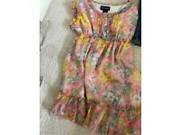 Variety of designer clothes for 5 year girl