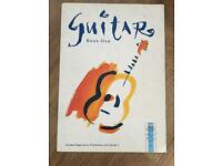 2x guitar music books for preliminary to grade 4