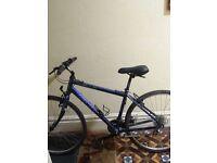 """Mens Medium bike - ideal for commuting - 18"""" Frame"""