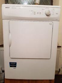 beko sensor tuble dryer for sale of swap for a condensor.