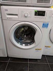 New Graded Beko Washing Machine 10kg (12 Month Warranty)