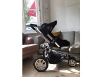 PRICE REDUCED - Quinny Buzz Travel System Pram Buggy