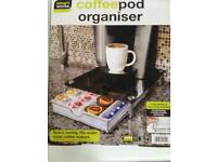 New coffee pod organiser from Smartworks new in box