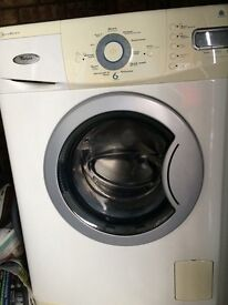 Brought for £1200 Top of range nearly brand new washing machine