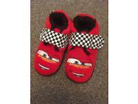 Disney cars slippers brand new