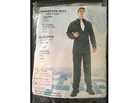 Gangster Suit - Mens Fancy Dress