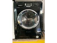 BEKO black good looking 9kg washing machine