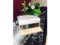 Fully working immaculate Retro VINTAGE Swan Deluxe Teasmade 860