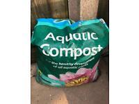 FREE Aquatic compost (20 litre bag)