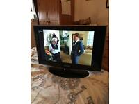 Samsung 26 inch tv with remote control