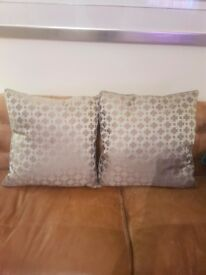 Beautiful collection of cushions. Bought them for £220 from TKMAXX 2 nonths ago. 10 in total