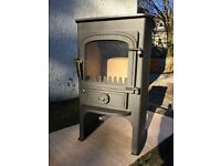 Clearview Pioneer 400 woodburning stove - New / ex-display