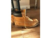 Men's Timberland boots size 6