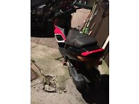 gilera runner 180cc registered as 125cc