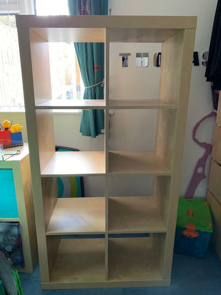 newest 2f534 e4090 Ikea Expedit like Kallax 8 cube storage book shelf | in Wollaton,  Nottinghamshire | Gumtree