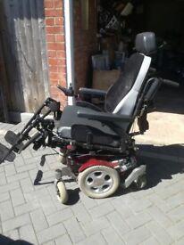 Quickie salsa m wheelchair