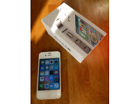 iPhone 4S White 32gb unlocked