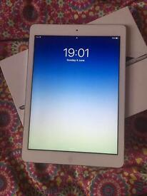 iPad Air 64gb white