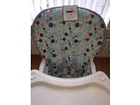 Brand New Graco Tea Time High Chair