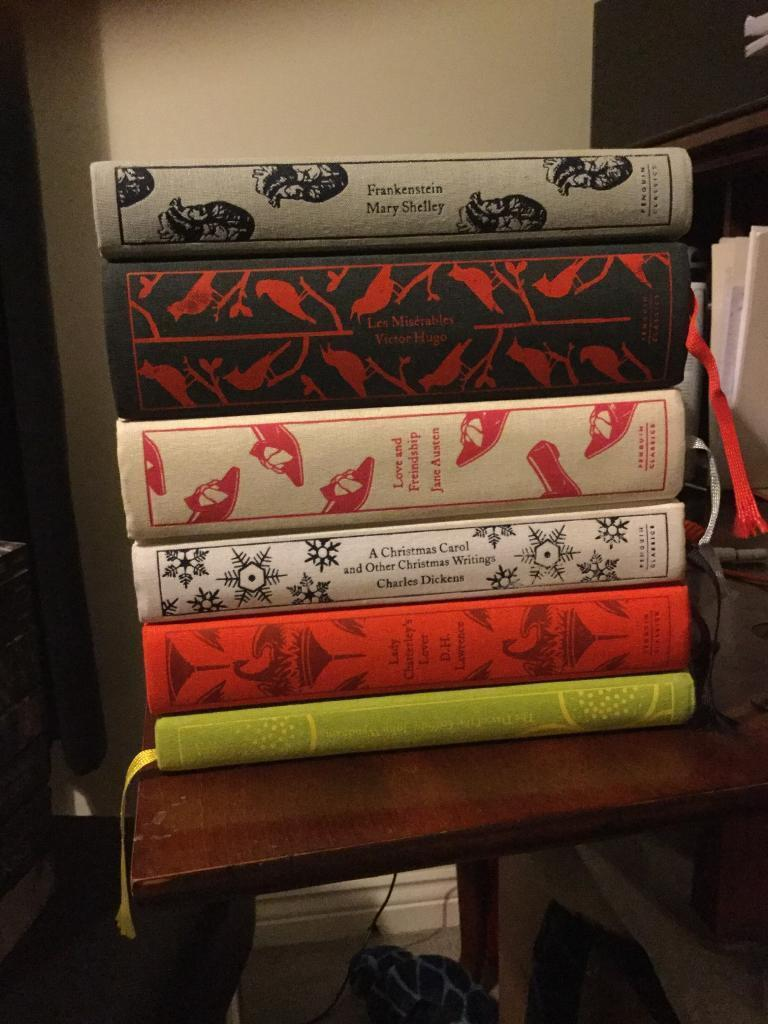 Hardcover Penguin Classic Editions