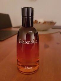 Dior Fahrenheit for man