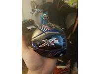 Callaway XR Driver 2015 with headcover and adjustment tool