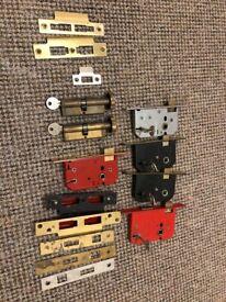 internal 2 lever locks