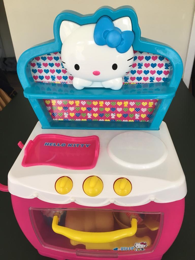 Hello Kitty Oven