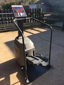 Life Fitness 9500 HR stepping machine