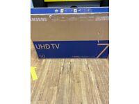 "Samsung 50"" 4K UHD tv"