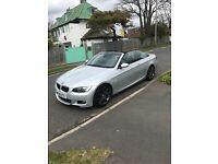 2008 08 BMW 3 SERIES 3.0 325D M SPORT CONVERTIBLE