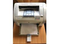 HP Laser Printer 1018